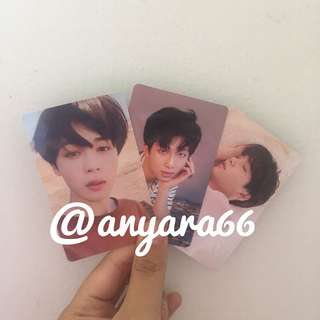 (WTT) BTS LOVE YOURSELF: TEAR PHOTOCARDS