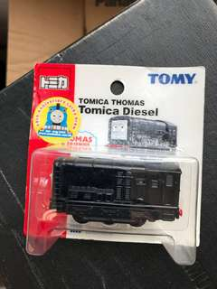 Tomy tomica thomas and friends 60 th 特別版