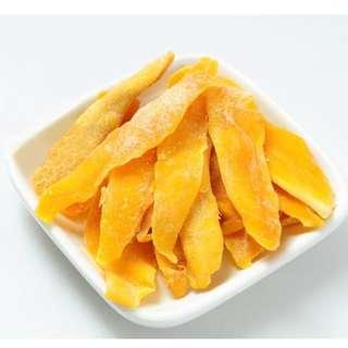 包裝食品-芒果乾