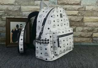 MCM Backpack Size: 26x32x17cm