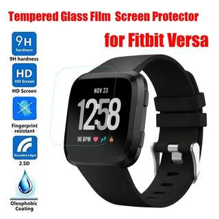 Fitbit Versa Tempered Glass