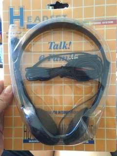 Headset brand new