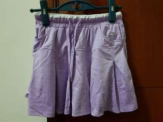 [CLEARANCE] ERKE purple skirt