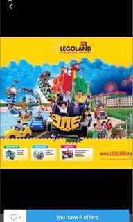 Legoland Themepark Malaysia