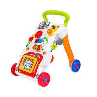 Push Walker / musical walker