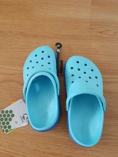 Brand new kids Crocs