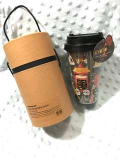 KYOTO only: Starbucks Tumbler Japan Geography 2018