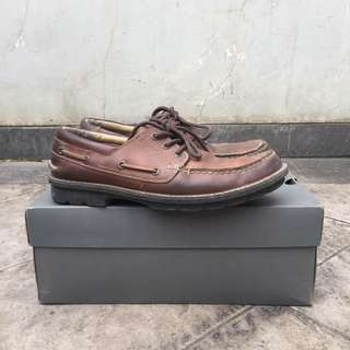 Hush Puppies Freight LU-AP Dark Brown