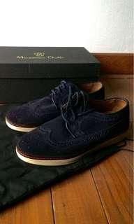 Original Massimo Dutti suede shoes