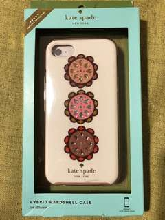 Kate Spade iPhone Case for iPhone 7 6 6s 8 鑽石電話殼手機殼