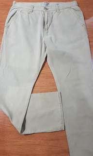 Uniqlo/ Topman straight cut jeans for men