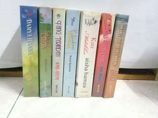 Novel (preloved)