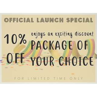 Wedding Planning - Promo 10% Discount