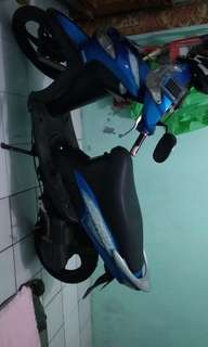 Mio Sporty 2012 / tuker tambah Honda matic