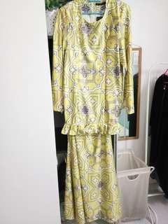 Baju Kurung Moden XL