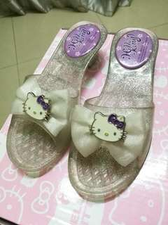 Hello Kitty Shoes with LED running light