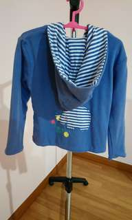 Mothercare Hoody size for 18-24months