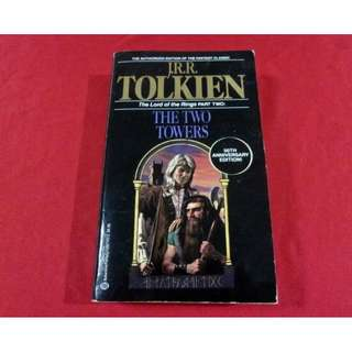 Lord of the Rings: The Two Towers by J.R.R. Tolkien