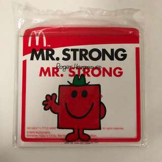 2016 Mr Strong Book - Roger Hargreaves