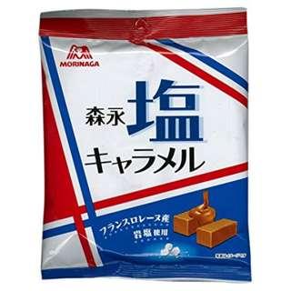 """"""" 大勝屋 だいかつ """" 日本森永製菓  塩味牛奶糖 塩味牛奶糖 牛奶糖   ~ 歡迎批發 ~"""