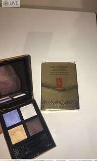 YSL 'pure chromatics' eyeshadow palette