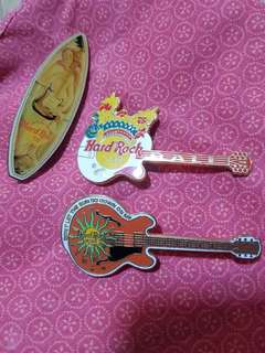 Bali Hard Rock Cafe Pins