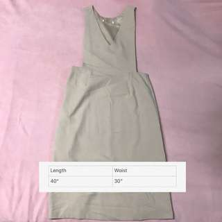 Jumper dress - medium
