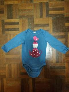 H&M long sleeve onesie