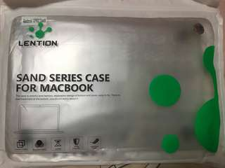 Lention Sand Series Case for MacBook