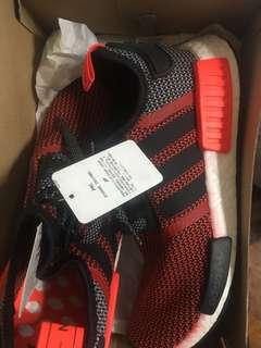 Authentic Adidas R1 Orange