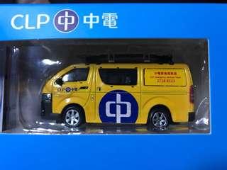 Tiny-中電貨van