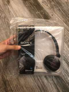 Sony Wireless Stereo Headset DR-BTN200