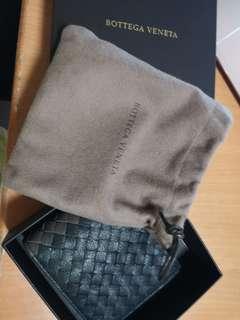 Bottega Veneta Male Wallet 男裝銀包 全新