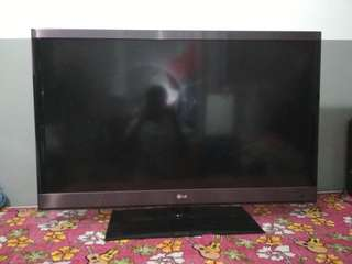 "LG 42"" LED Television 3D Screen"