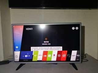 LG 32LJ570B 2017年 32吋 smart tv 電視