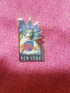 NYC Planet Hollywood Pin