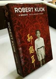 FREE Postage!!!! Robert Kuok, A Memoir Book