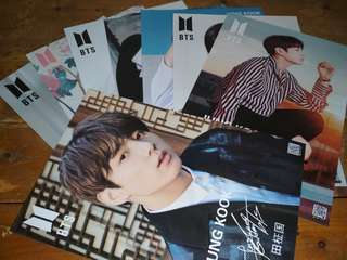 JUNGKOOK A3 POSTERS