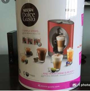 nescafe dolce gusto coffeemaker