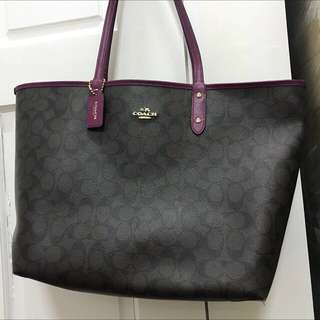 REPRICE COACH BAG ORIGINAL