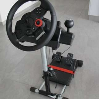 Logitech Driving Wheel Force GT with Wheel Stand Pro