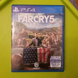FARCRY5 (Unredeemed code)