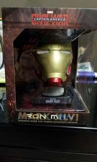 Ironman 藍牙喇叭 speaker