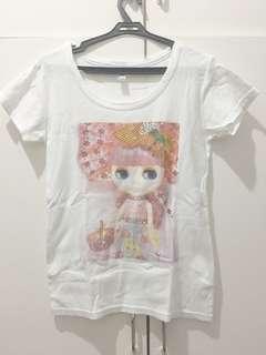 Korea doll shirt