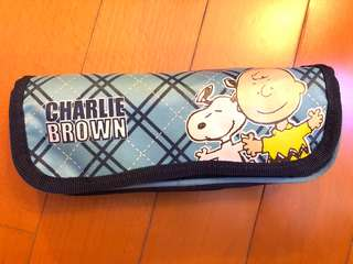 Charlie Brown 筆袋