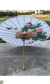 Traditional Chinese small fan
