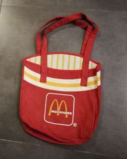 McDonald's Fries Tote