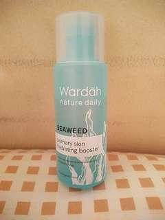 Wardah Seaweed Booster
