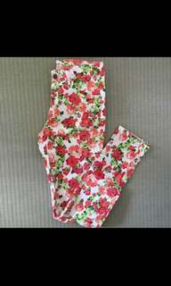 Bliss Point Floral Pants