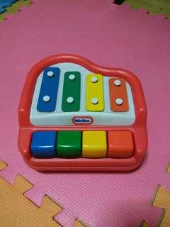 Little tikes piano/xylophone